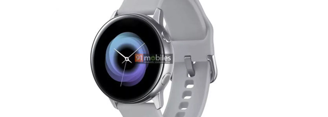 Galaxy Sport watch