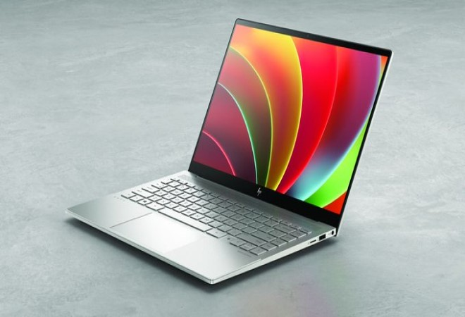 HP new laptop having exceptional charging capabilities