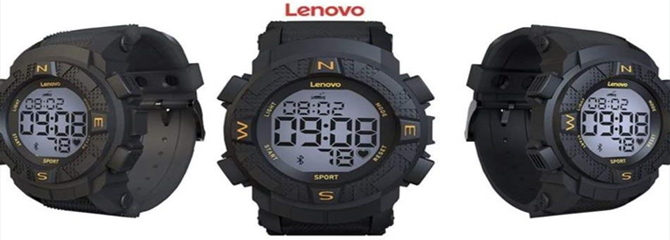 Lenovo New watch
