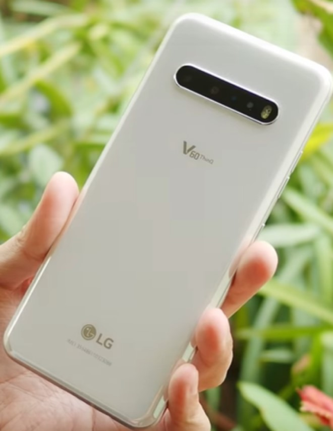 LGV ThinQ Phone