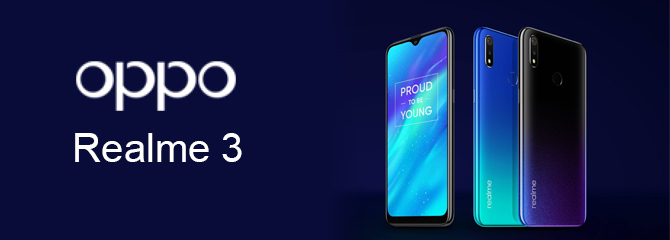 New phone from OPPO, Special technologies at competitive price