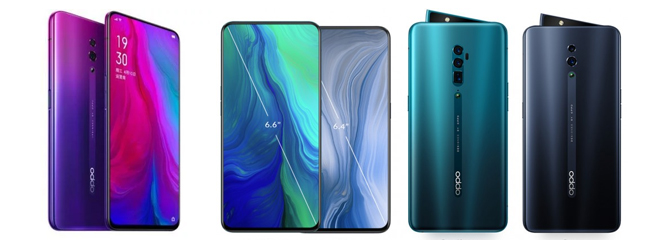 OPPO challenges Samsung with unmatched phone