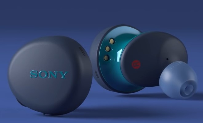 Sony Headphones WF-XB700