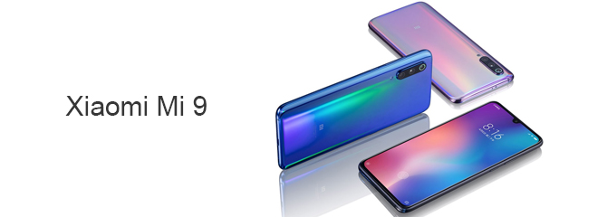 Mi 9, the latest phone from Xiaomi